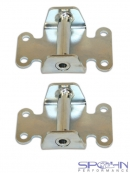 Solid Motor Mounts - SBC / BBC
