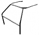 8 to 10 Point Roll Cage Conversion Kits