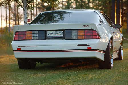 1982-1992 Camaro Rear Spoilers & Hatches