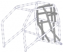 Funny Car Roll Cage Conversion Kits