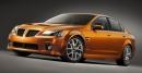 2008-2009 Pontiac G8