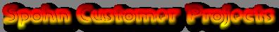 Spohn Customer Projects
