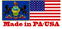 Made In PA - USA!