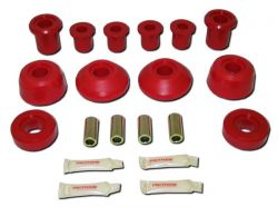 Prothane 7-227 Polyurethane Front Upper & Lower A-Arm Bushings