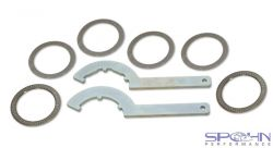 QA1 7888-110 Spanner Wrench & Thrust Bearings Set