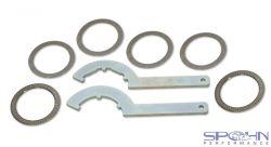 QA1 7888-110 Spanner Wrench & Thrust Bearings Set