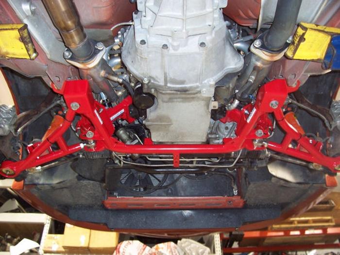 3rd Gen Camaro Subframe Connectors Camaro F Body