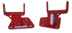 LSx Motor Mount Bushing Stands | 1998-2002 Camaro F-Body Firebird
