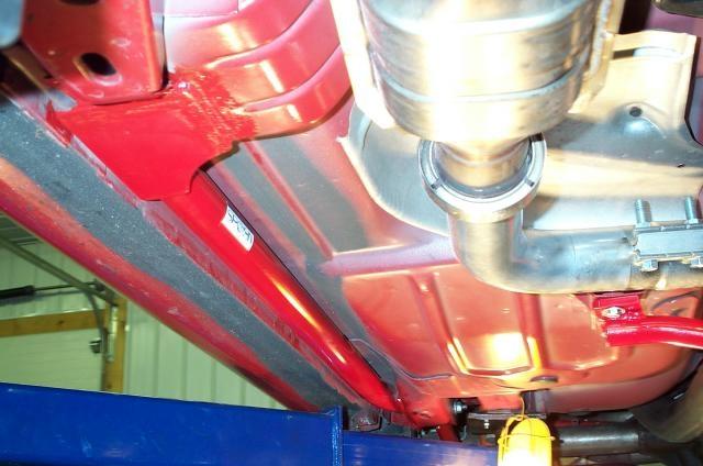Camaro Subframe Connectors F Body Subframe Connectors