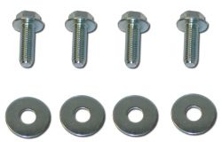 Camaro F-Body Transmission Crossmember Mounting Hardware Bolts | 974