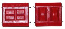 Prothane 7-506 Polyurethane Motor Mounts Small Block Big Block Chevy