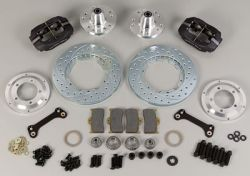 Wilwood 140-11012 Front Disc Brake Kit | 1982-1992 F-Body Camaro