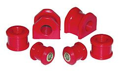 Prothane 6-1163 Polyurethane 18mm Rear Sway Bar Bushings & End Links