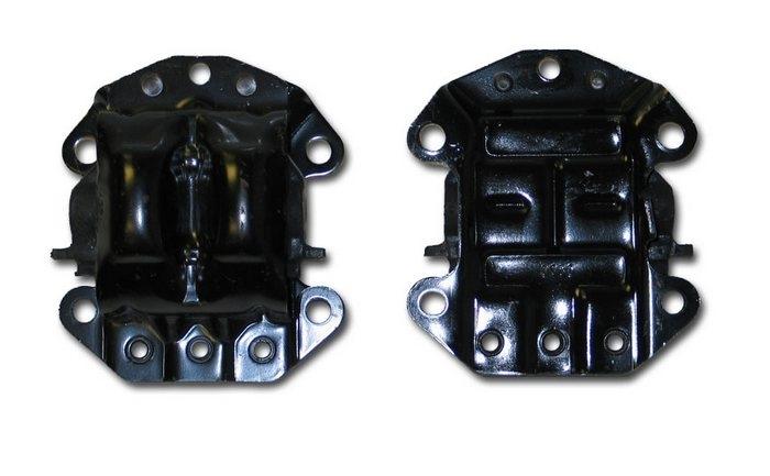 LSx LS1 Motor Mount Bushings & Clam Shells | 1998-2002 F-Body Camaro