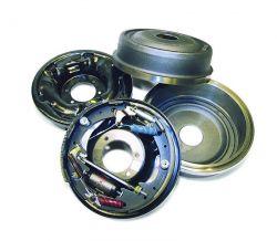 """Moser Engineering 6010 10"""" Rear Drum Brake Kit"""