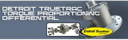 "TruTrac Differential | Ford 8.8"" Rear"