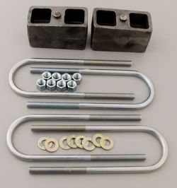 "S-10 3"" Rear Lowering Block Kit 