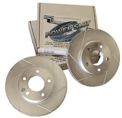Power Slot 126-62065SL 126-62065SR Rear Rotors | 1998-2002 F-Body