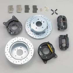 Wilwood 140-7148 Rear Brake Kit | 1993-1997 F-Body Camaro Firebird