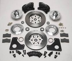 Wilwood 140-11009 Dynalite Front Disc Brake Kit | G-Body | S-10