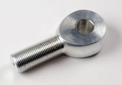 "RER10-12-1 Solid Rod End Eye | 3/4""-16 RH x 5/8"" Bore"