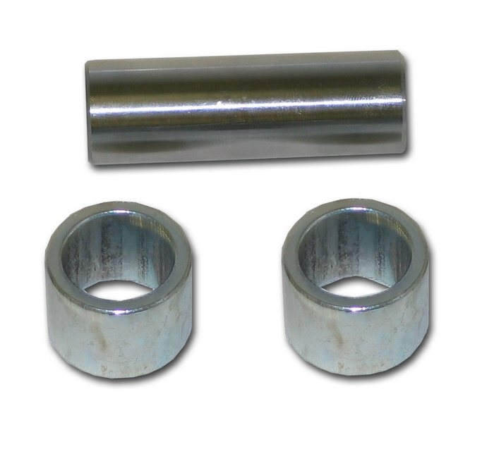 Spohn Lower Control Arms - Rod End Spacers & Sleeve