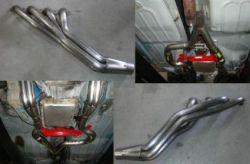 SS LSx Engine Swap Headers & Y-Pipe | 1982-1992 F-Body Camaro Firebird