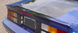 Fiberglass Convertible Rear Spoiler | 87-92 Camaro | 91-92 Firebird