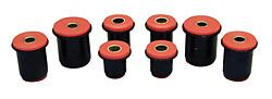 Prothane 7-215 Polyurethane Front Upper & Lower A-Arm Bushings 1.375""