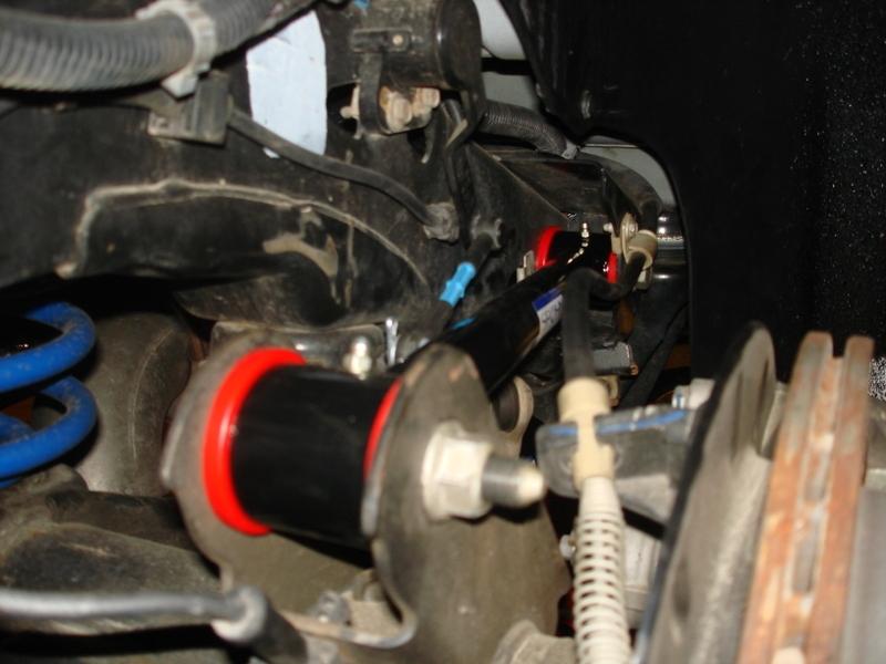 Tubular Rear Upper Control Arms | 2002-2009 TrailBlazer ...