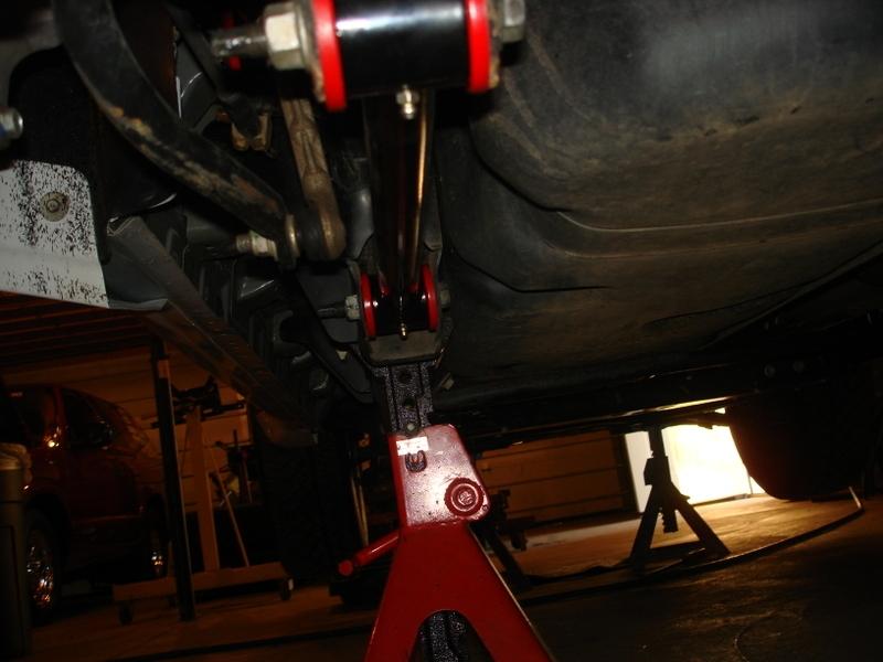 Tubular Rear Lower Control Arms 2002 2009 Trailblazer