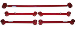 Rear Suspension Kit Package | 2002-2009 TrailBlazer, Envoy, SSR