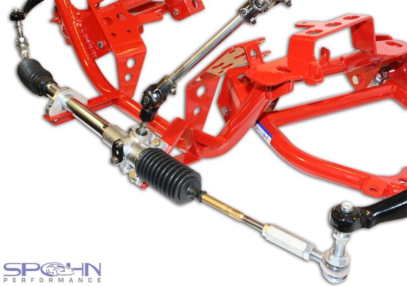 Pinto Manual Rack Amp Pinion Steering Kit 1982 1992 F Body