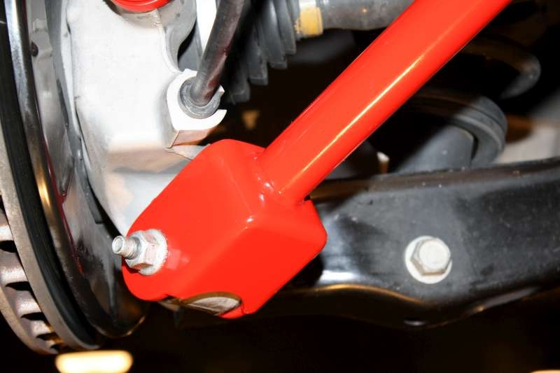 2010 Camaro Rear Trailing Control Arms Delrin Bushings