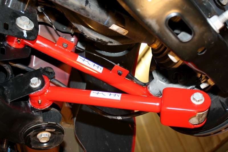 2010 Camaro Rear Trailing Control Arms Delrin Bushings