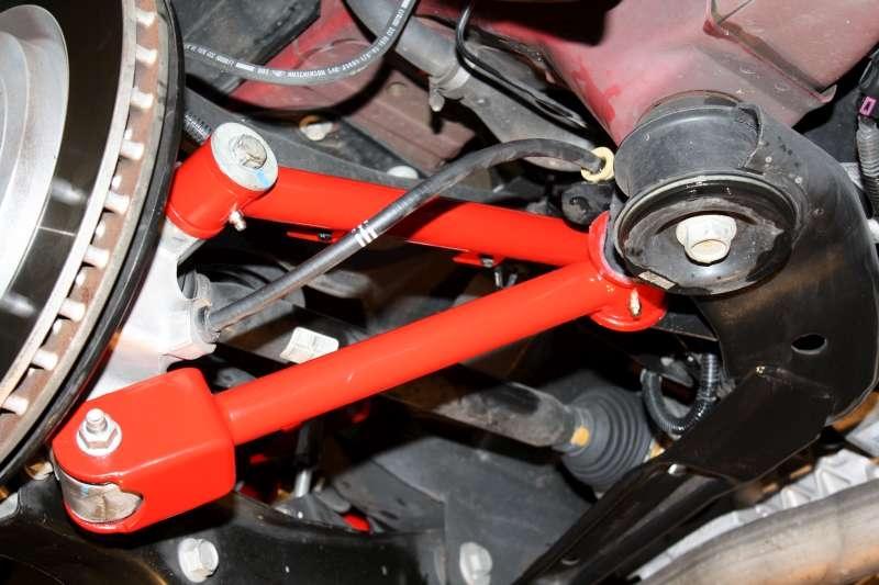 2010 2015 Camaro Rear Trailing Control Arms Del Sphere