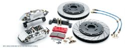 "Rotora RBK284-01 Rear Brake Kit 4 Piston 15"" Rotors 