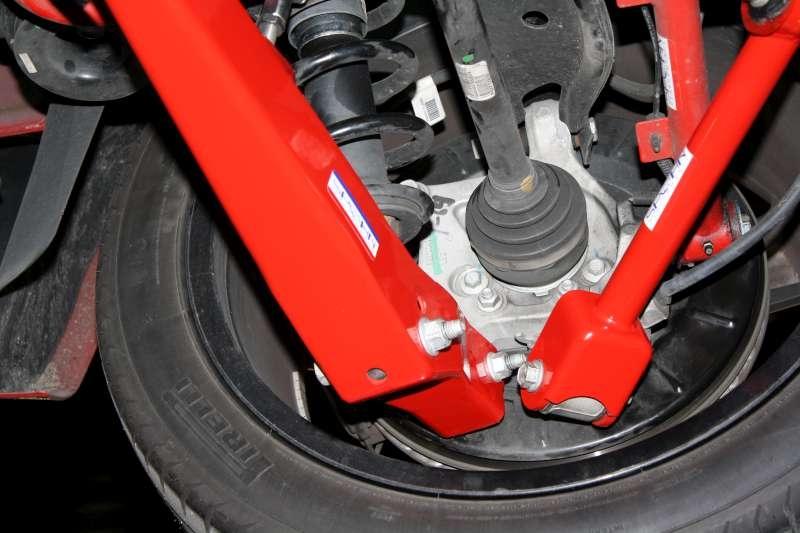 2010 Camaro Rear Lower Control Arms Poly Bushings C10 221