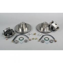Chevelle Front Disc Brake Kit | A-Body Front Disc Brake Kit | 1964-72