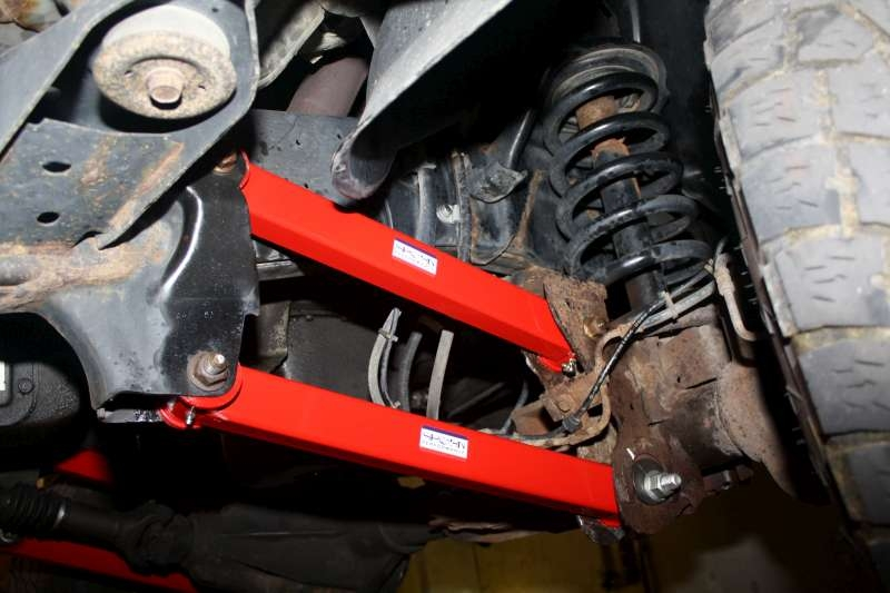 Front Lower Control Arms 2000 2002 Dodge Ram 4x4 1500
