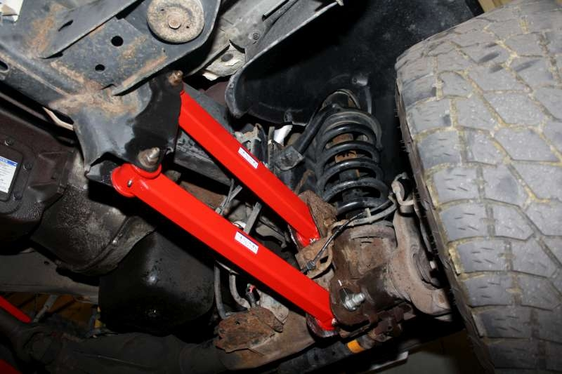 Dodge Performance Parts >> Front Track Bar & Front Control Arms Package | 2000-2002 Dodge Ram 4x4