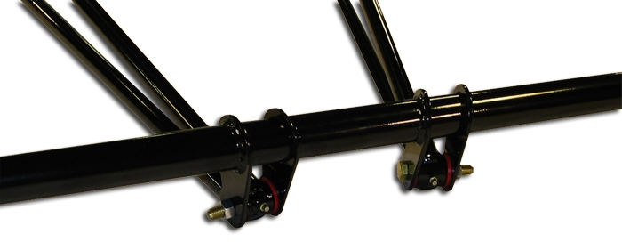 Street Rod Amp Rat Rod Rear Ladder Bar Suspension Kit