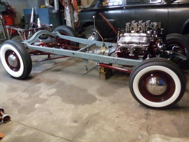 Street Rod Front Axle : Hot rod front axle on s rat autos post