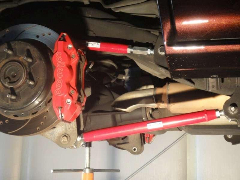 Adjustable Rear Upper Control Arms Suburban Tahoe