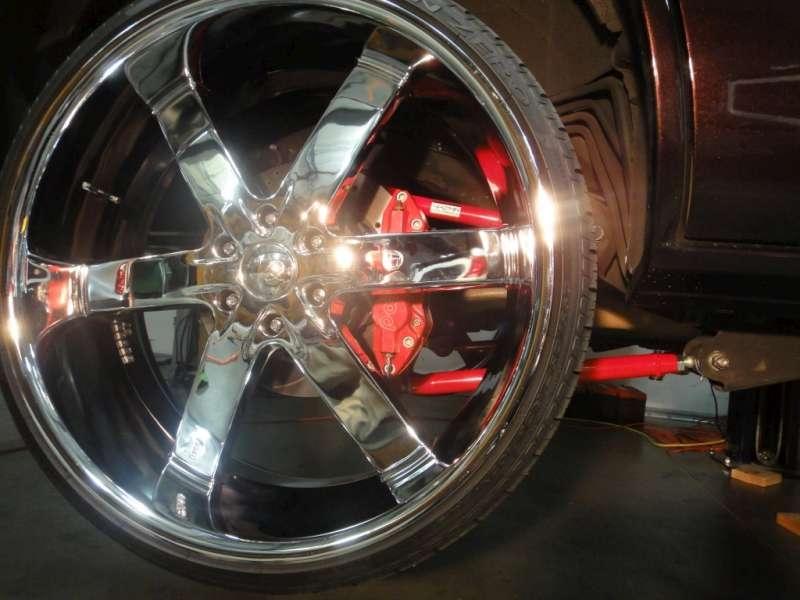 Adjustable Rear Lower Control Arms | Suburban Tahoe ...