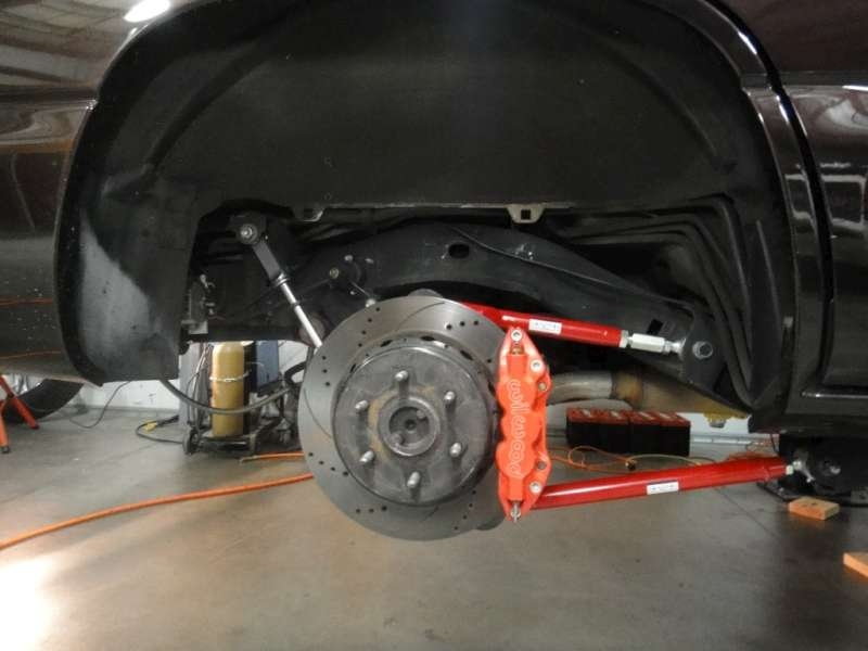 Rear Control Arm Bushing Replacement