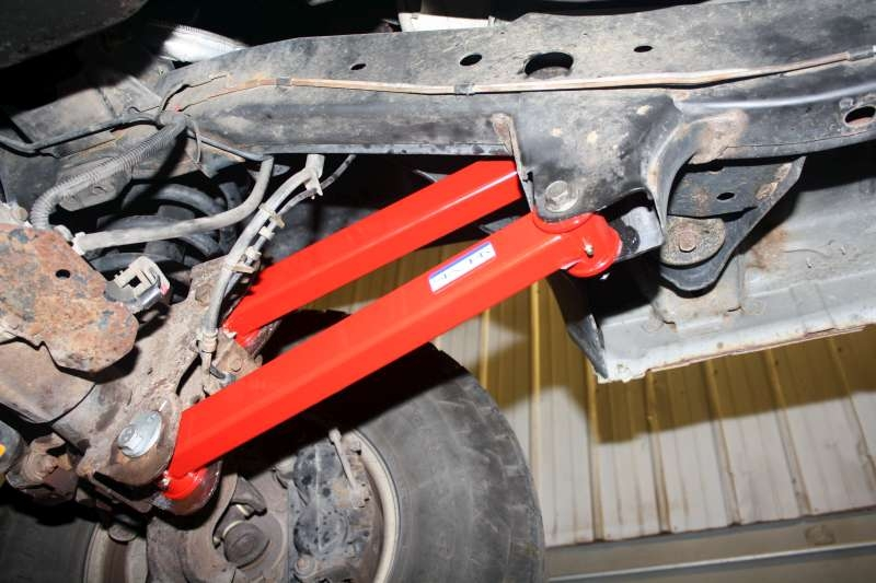 Front Upper Control Arms 2003 2013 Dodge Ram 4x4 2500 Amp 3500