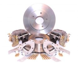 "Moser Engineering 6100-TREB 11"" Economy Rear Disc Brake Kit"