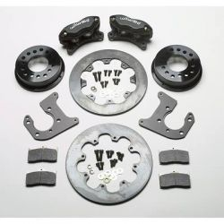 Wilwood 140-0261BD Rear Drag Race Disc Brake Kit | Big Ford