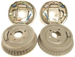 "Moser Engineering 6006 9.5"" Rear Drum Brake Kit"